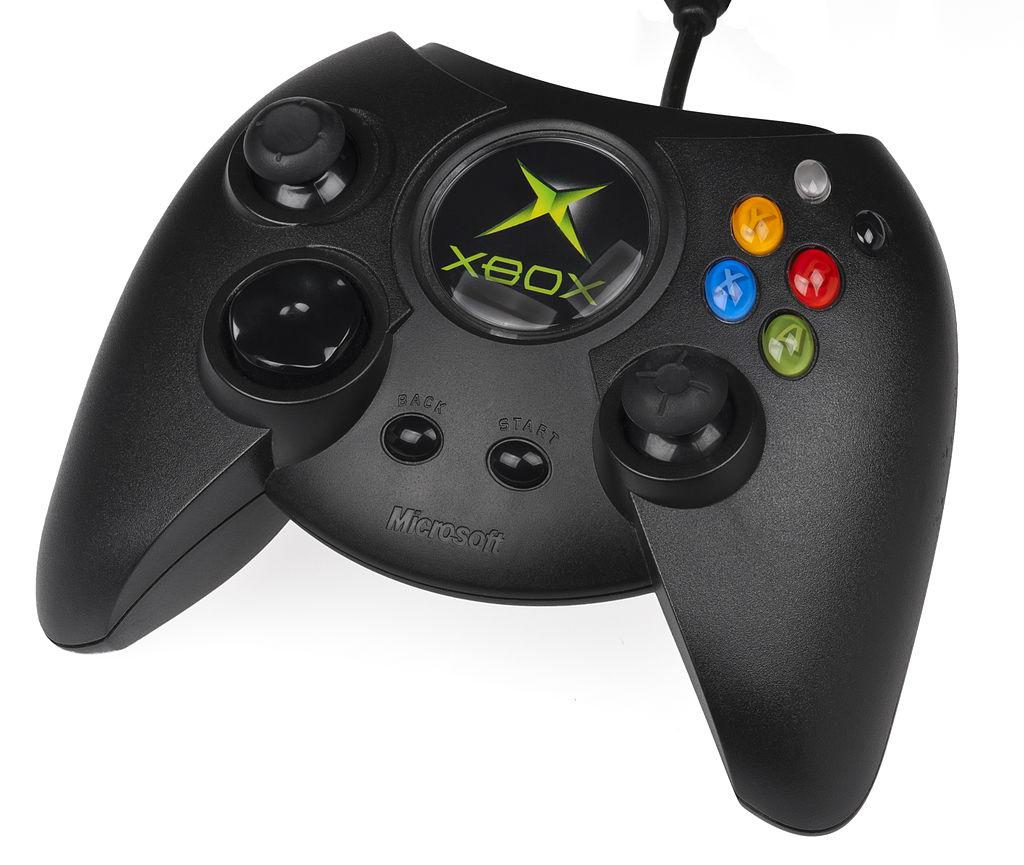 Xbox Duke Controller - Wikimedia Commons